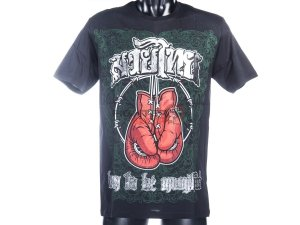 T-shirt męski NUAMKOO Born to be Muay Thai