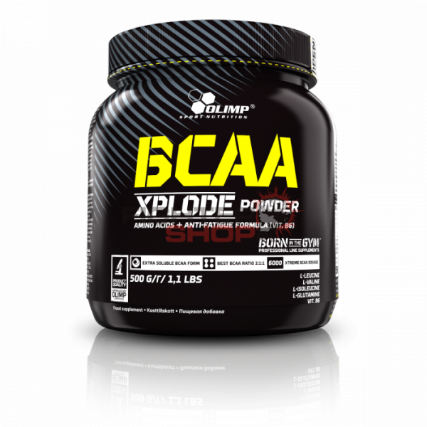 BCAA Xplode Powder Olimp Labs