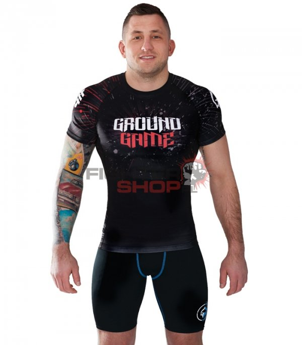 Rashguard męski SAMURAI Ground Game