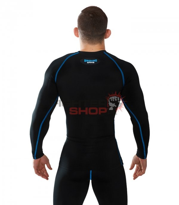 Rashguard męski ATHLETIC Ground Game