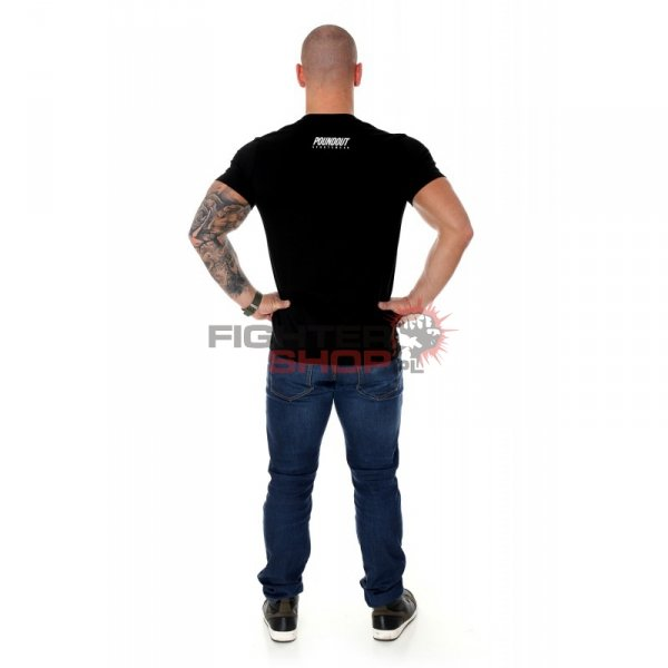 T-shirt męski HORMONES Poundout