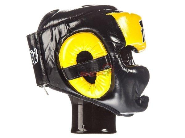 Kask treningowy HG13 DIAGONAL VISION Fairtex