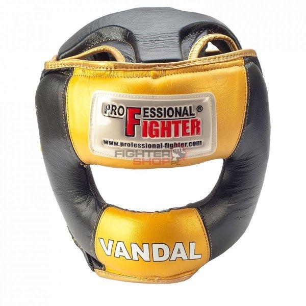 Kask z ochroną nosa VANDAL Professional Fighter
