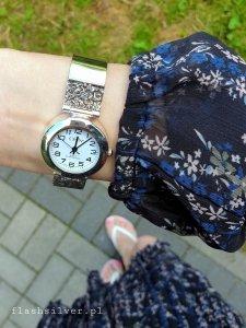 Zegarek ze srebra kod 465