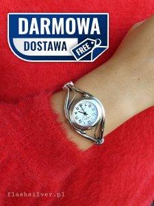 Zegarek ze srebra kod 212