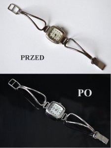 Odświeżenie/Renowacja Zegarka
