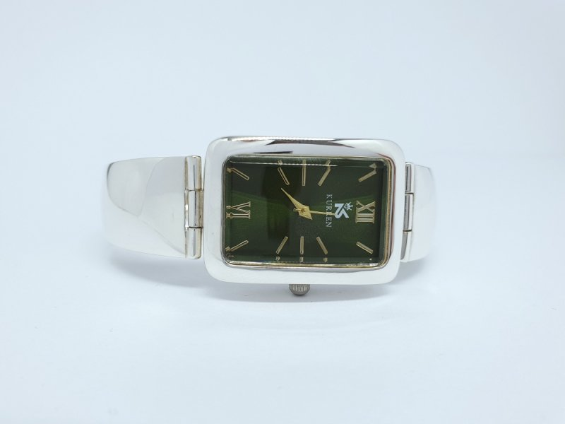 Zegarek ze srebra kod 877