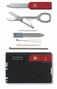 SwissCard Classic - Black Red 0.7103 Victorinox