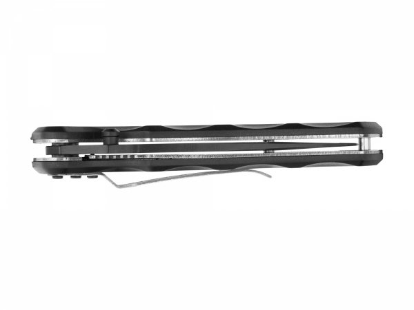 Nóż Joker black rękojeść gładka ostrze 8,5 cm