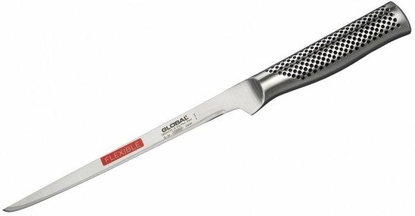 Szwedzki nóż do filetowania elastyczny 21cm Global G-30