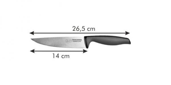 Nóż do porcjowania PRECIOSO 14 cm