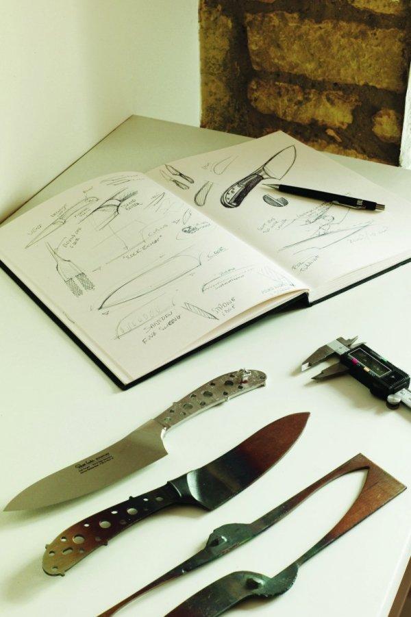 Nóż do chleba SIGNATURE 22 cm Robert Welch