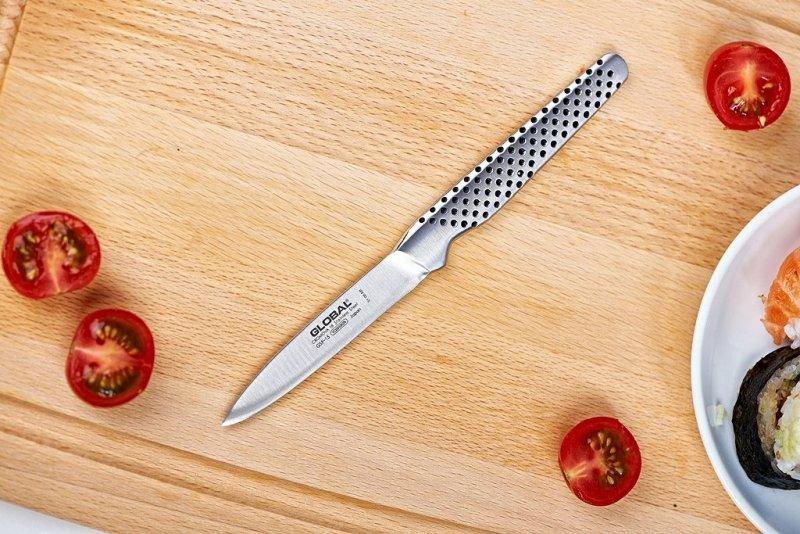 Nóż do obierania 8cm Global GSF-15