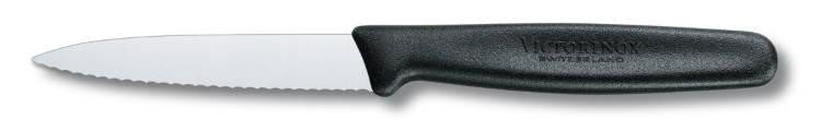 Nóż kuchenny 8 cm. z ząbkowanym ostrzem Victorinox 5.0633
