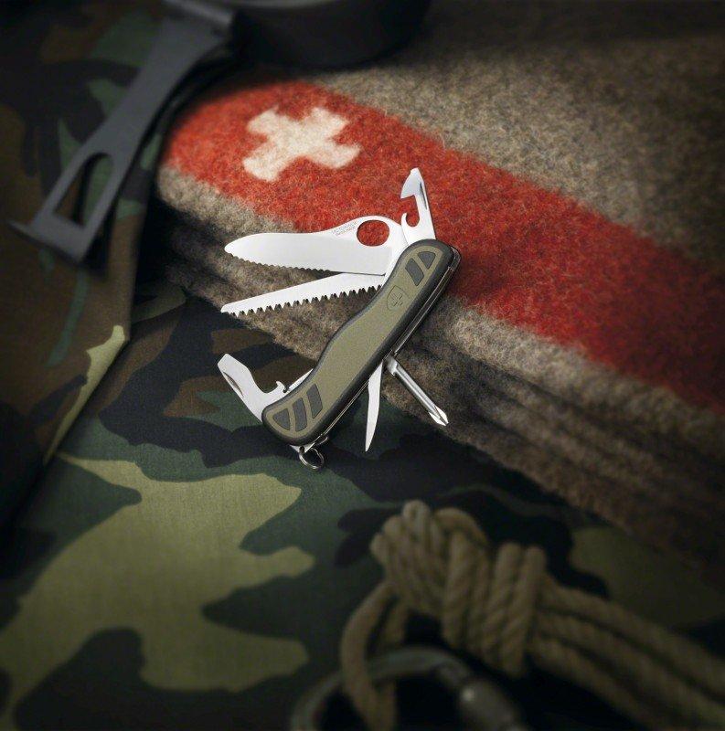 Nóż Szwajcarskiej Armii Victorinox 0.8461.MWCH