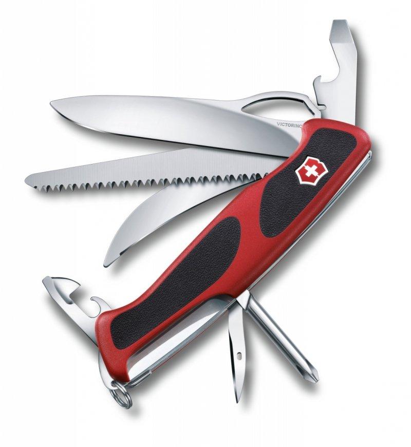 Victorinox Delemont RangerGrip 58 Hunter 0.9683.MC Kurier Gratis