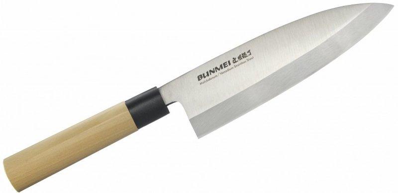 Nóż Deba 19,5cm Bunmei