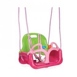 WOOPIE Huśtawka Swing 3w1 Różowa