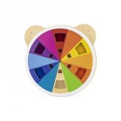 VIGA Drewniana Tablica Mieszanie Kolorów Certyfikat FSC