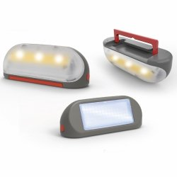 Smoby Lampa solarna do domków ogrodowych