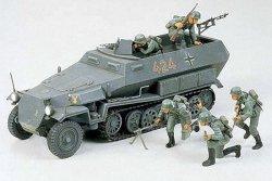TAMIYA German Hanomag Sd kfz 251/1