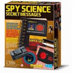 Zestaw naukowy Nauka o szpiegowaniu