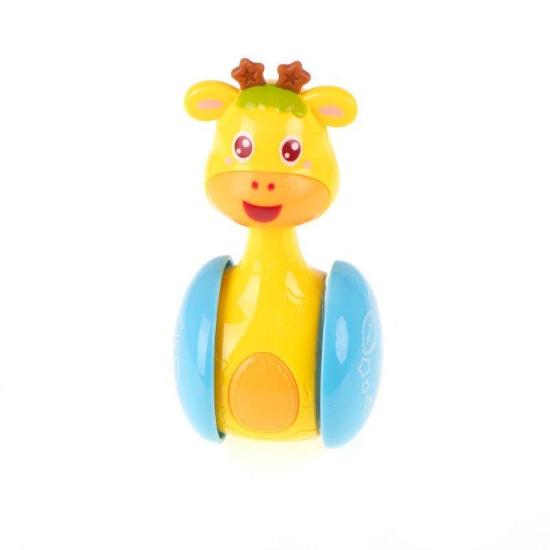 Zabawka edukacyjna dla dzieci interaktywna żyrafa