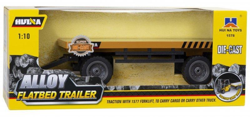 Przyczepa płaska do modeli H-Toys 1578 1:10