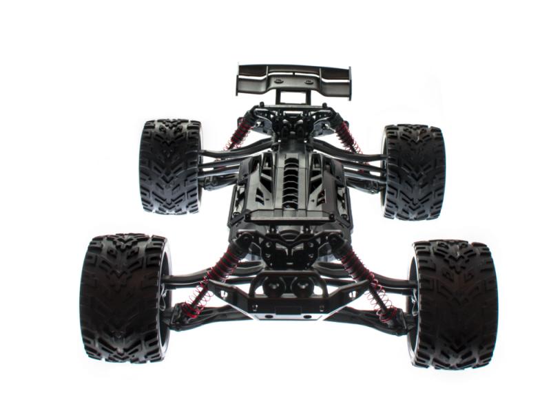 Samochód RC MONSTER TRUCK 1:12 2.4GHz 9116 CZERWONY
