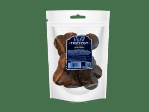 Trzypsy Natural chipsy wołowina 98%mięsa 100g