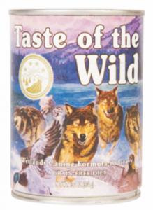 Taste of the Wild Puszka Wetlands 390g