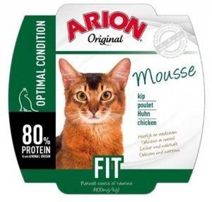 Arion Cat Original Fit 70g mousse
