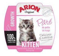Arion Cat Original Kitten 70g mousse