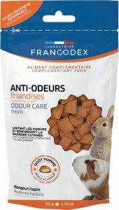 Francodex Przysmak dla gryzoni na trawienie 50g