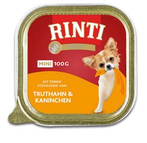 Rinti Mini Gold 100g Indyk Królik