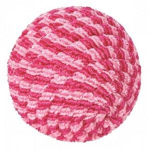 Trixie  Piłki kolorowe ze sznurka 4,5cm 1szt