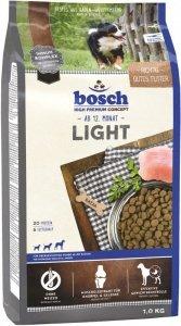 Bosch Light 1kg-pokarm dla psów z nadwaga