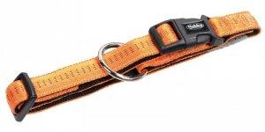 Nobby Obroża Soft Grip 20-30cm 10mm pomarańczowa