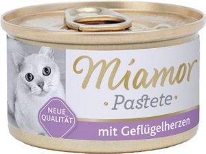 Miamor Drobiowe serca 85gr pasztet dla kota