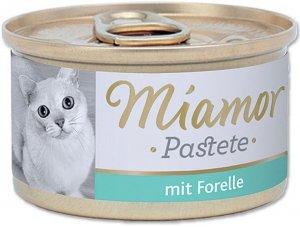 Miamor Pstrąg 85gr pasztecik dla kota