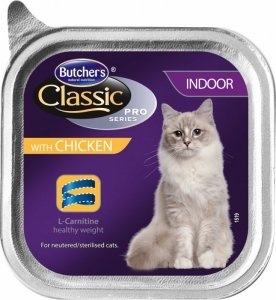 Butchers Szalka Indoor pasztet 100g kurczak