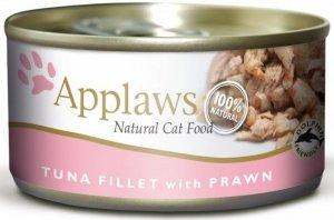 Applaws Cat Tuna and Prawn 70g puszka