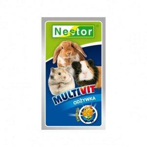 Nestor Odżywka gryzoń Multivit