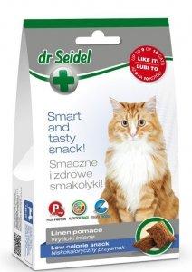 Dr Seidel Smakołyki dla kotów niskokaloryczne 50g