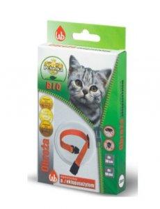 Pchełka Obroża p/ekopasożytom BIO 30cm dla kota