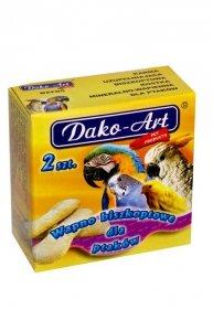 Dako-Art Wapno dla ptaków biszkoptowe