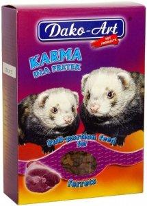 Dako-Art Karma sucha dla Fretki 360g