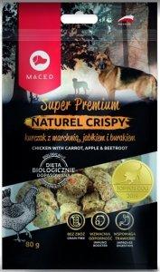 Maced Naturel Crispyz  Kurczaka i  Marchewi 80 gram