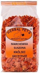 Herbal Pets Marchewka suszona dla Królików i Gryzoni  125g