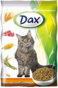 Dax  drób warzywa 1kg dla kota